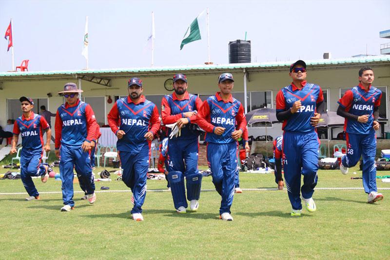Pakistan drubs Nepal in opening match
