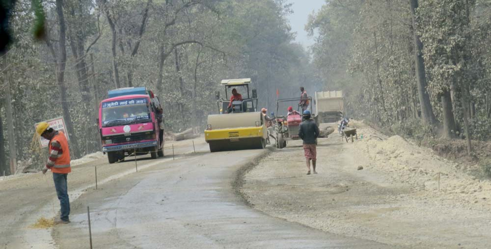 Narayanghat-Muglin road to be interrupted for 6-hours