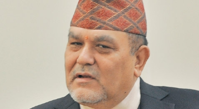 SC concludes hearing petition against Karki's appointment