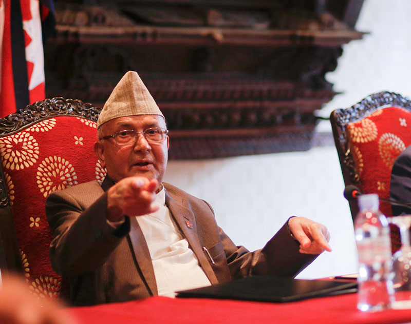 """Attempts to foil Nepal's sovereignty """"intolerable and unacceptable"""""""