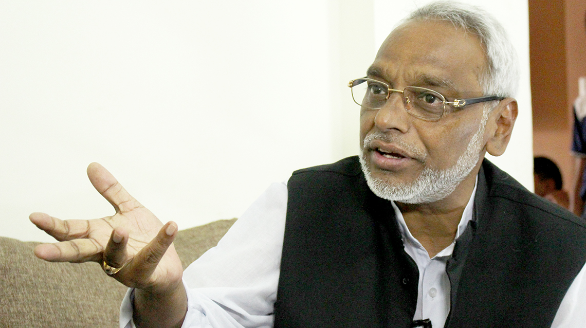 Big 3 conspiring against nation in name of impeachment: Mahato