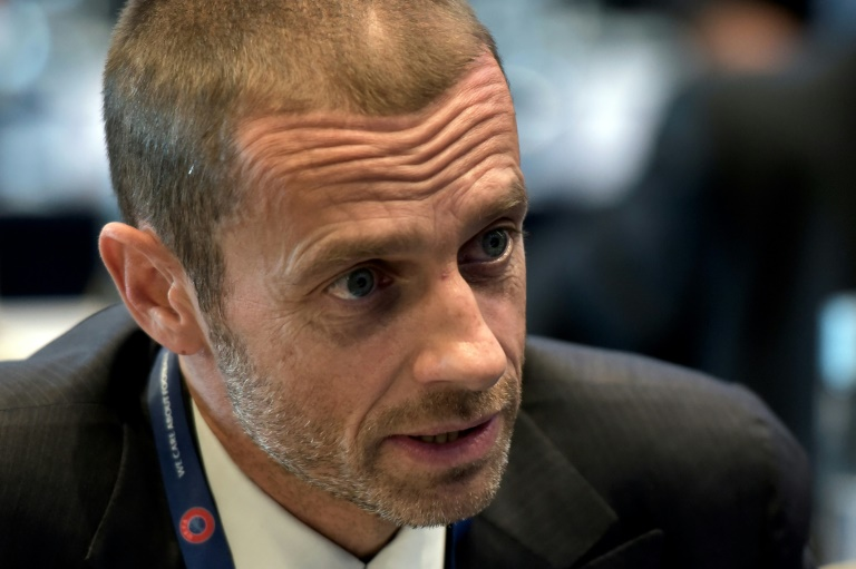 UEFA elects surprise candidate Ceferin as new leader