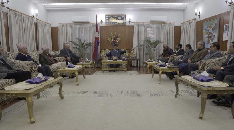 Govt bent on registering amendment, UML to oppose