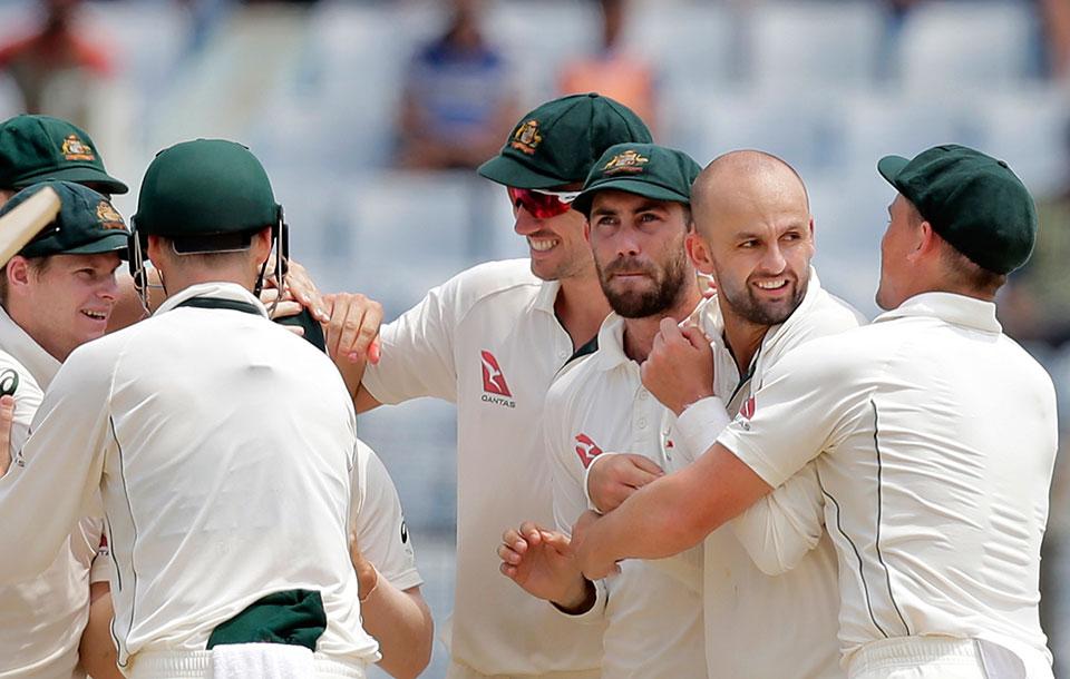 Australia beats Bangladesh by 7 wickets, evens series at 1-1