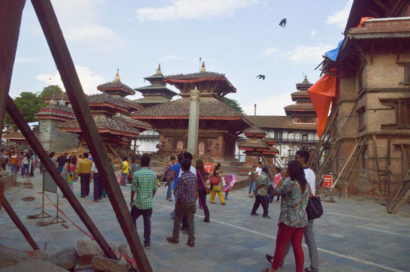 The Basantapur files