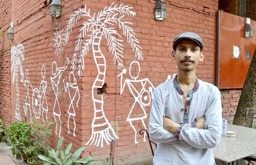 The man behind Bodhi arts