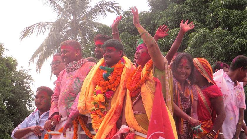 Maoist Center wins both mayor and deputy mayor in Dhangadhimai Municipality