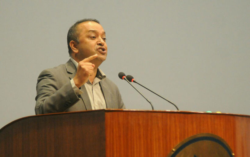 Integrated Development Plan must for solid waste management: Minister Thapa