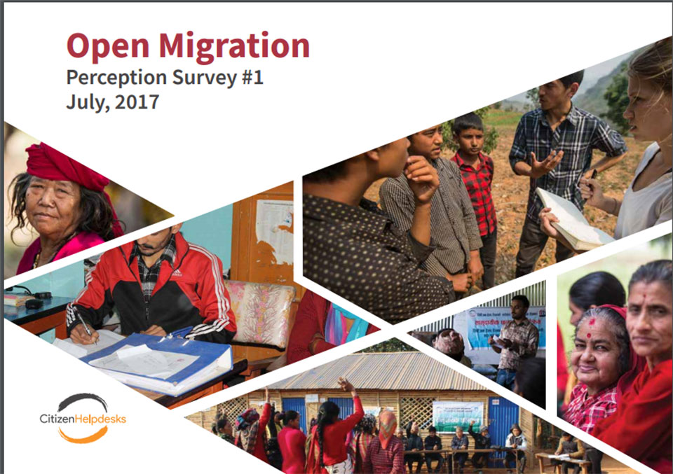 AccountabilityLab carries out survey on migration