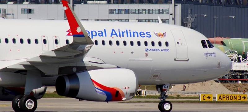 NAC aircraft tire bursts soon after landing at TIA