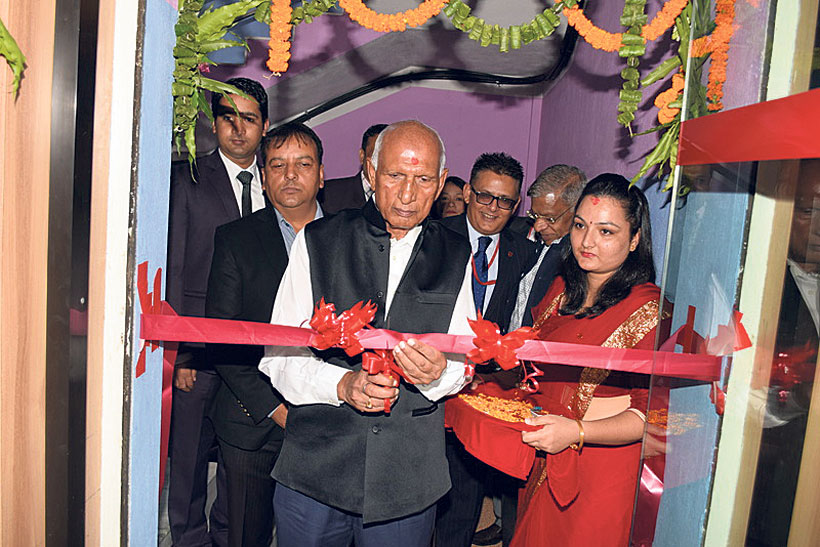NIC Asia inaugurates two new branch offices