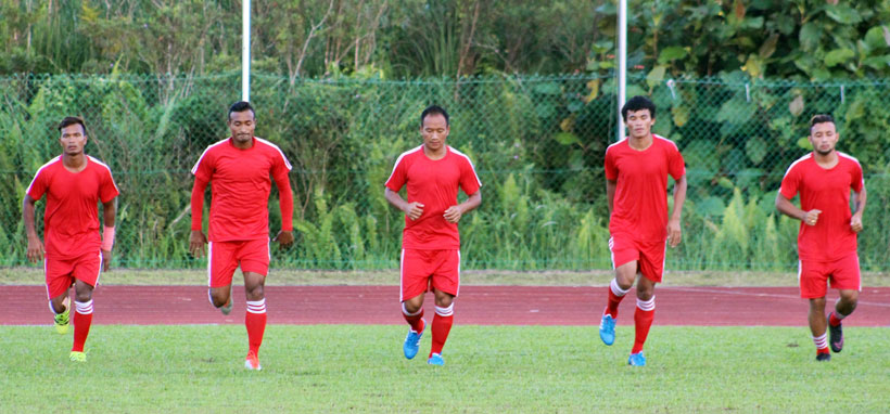 Will Nepal win its first major trophy this evening?