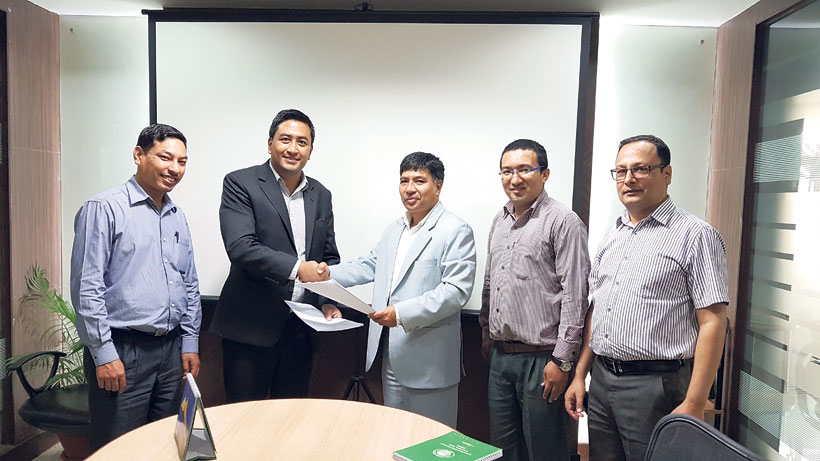 NCM Merchant appoitned issue manager of Sanima Mai
