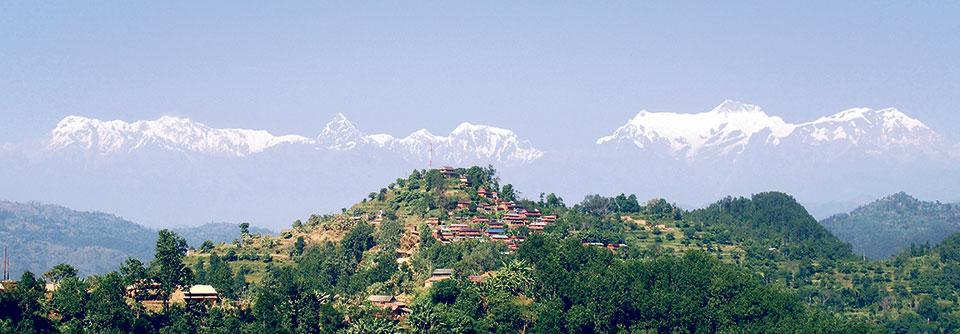 Tanahun village hosting Dashain festival for tourism promotion