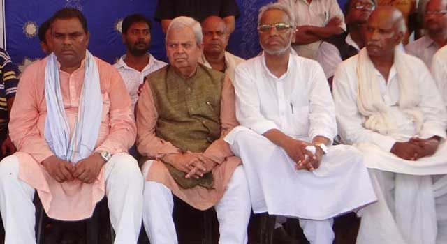 UDMF leaders to collectively meet Indian Prez
