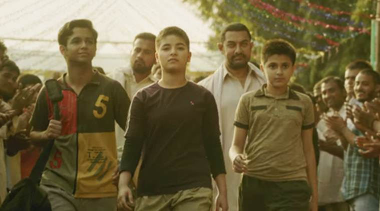 'Dangal' shatters Bollywood box office record