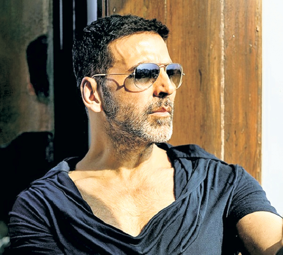 'Akshay one of the best comedy actors'