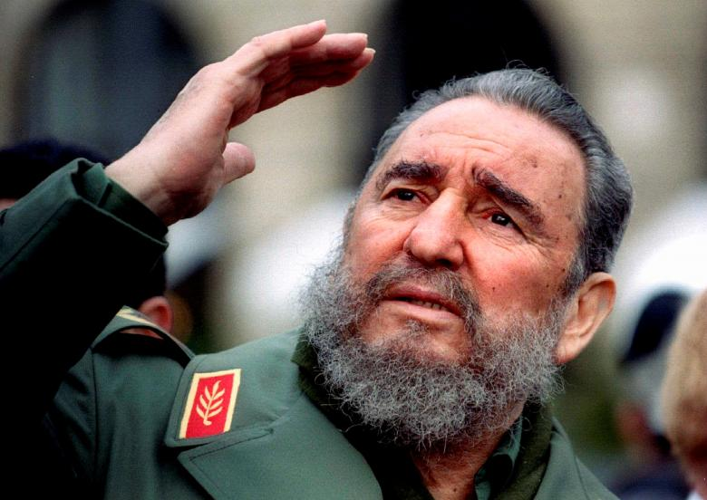 Cuba's Fidel Castro made revolutionary mark on history