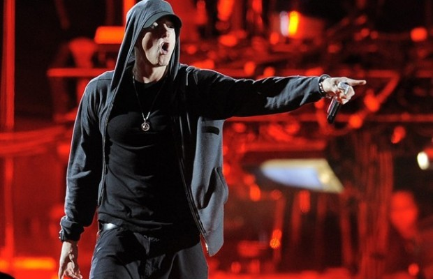 Eminem re-emerges to savage Donald Trump