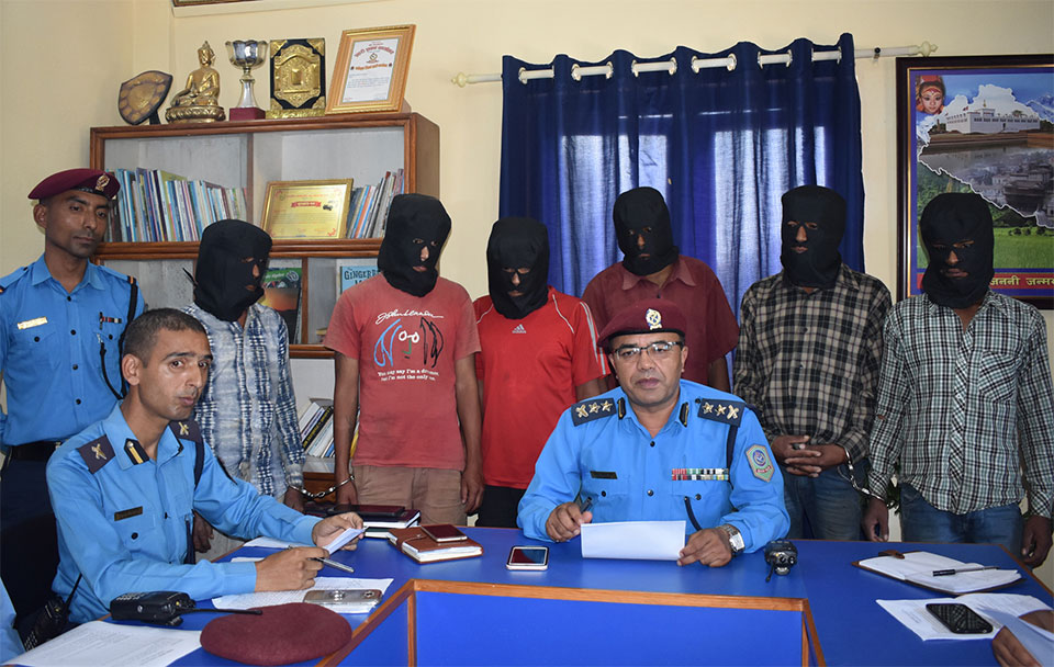 Accused in death of woman from gang rape made public