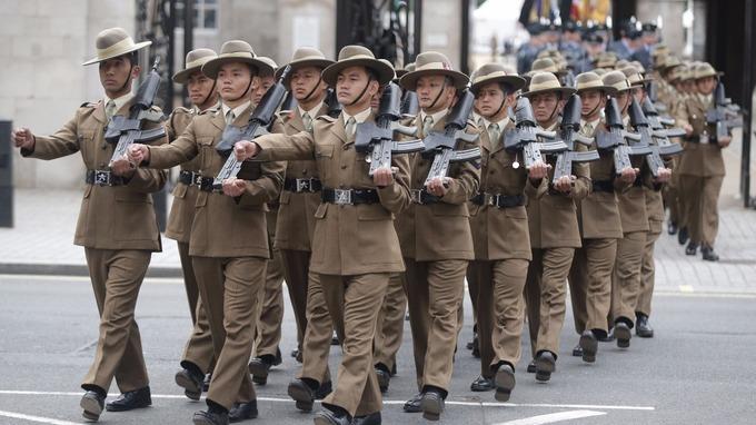 British govt positive to discuss demands of ex-Gurkha soldiers
