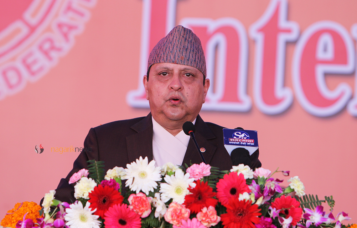 Nepal is not anyone's playground: Ex-King Gyanendra Shah