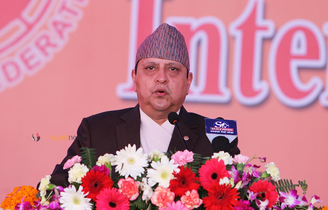 Nepal is not anyone's playground: Ex-King Gyanendra Shah