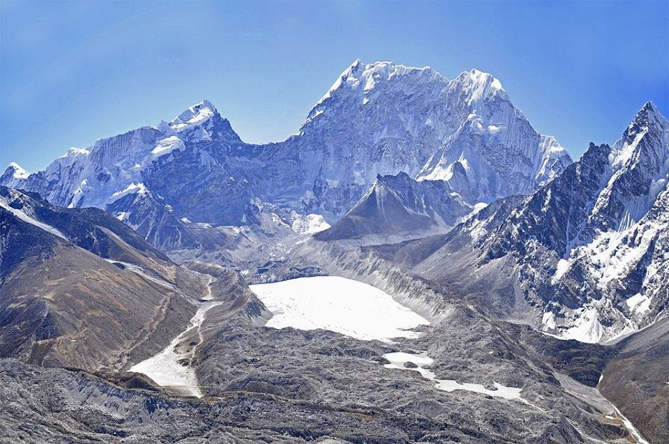 Nepal drains risky glacial lake near Everest