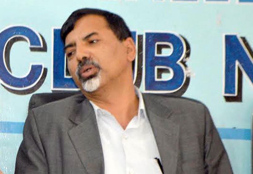 Kathmandu will be load-shedding free zone: Minister Sharma