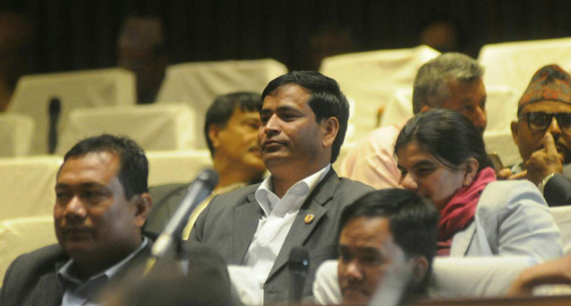 Parliament begins deliberations on impeachment of Karki