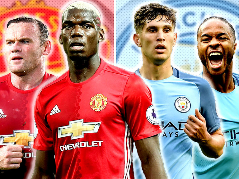 The Manchester derby in five matches