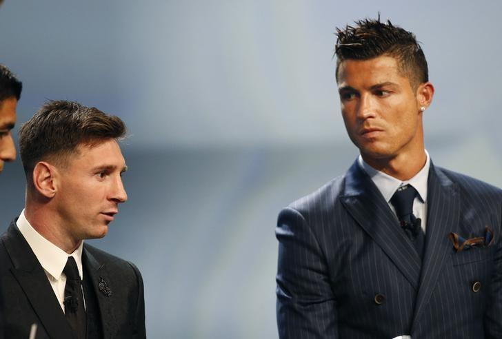 Ronaldo and Messi go head-to-head for Ballon d'Or again