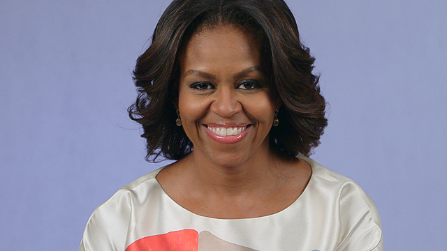 Michelle Obama turned down role in 'The Simpsons'