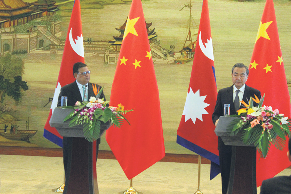 Nepal, China to expedite cross-border railway