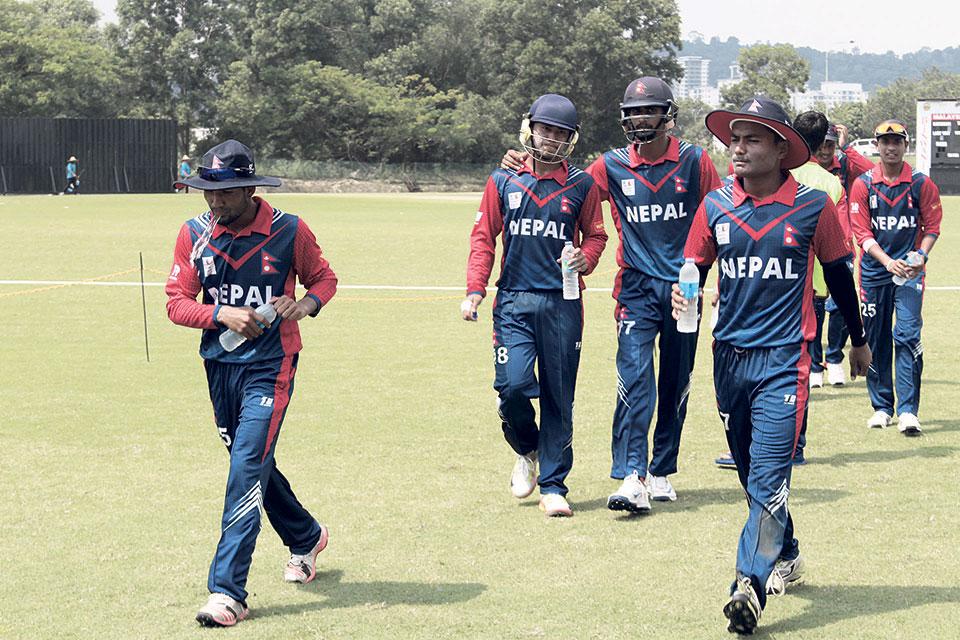 Nepal advances to semifinals