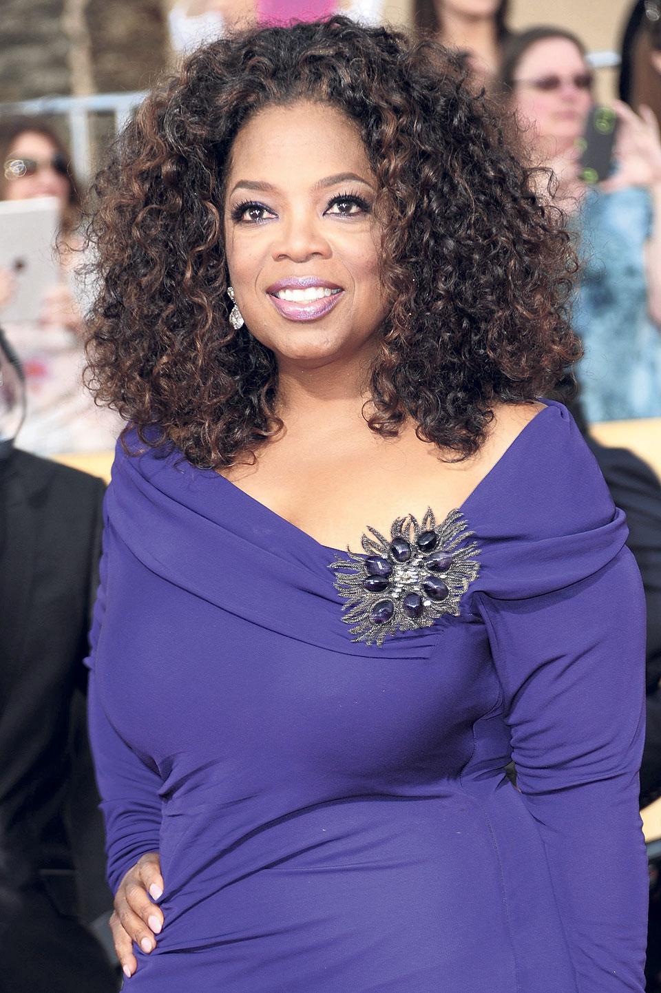 Oprah takes on Trump-era political divide in a show
