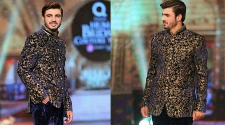 Famous Pakistani 'chaiwala' walks the ramp