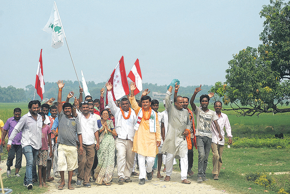 Province 2 polls a litmus test for Madhes parties