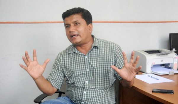 Impeachment of  Karki is a must  for corruption free Nepal: Lawmaker Adhikari (with video)