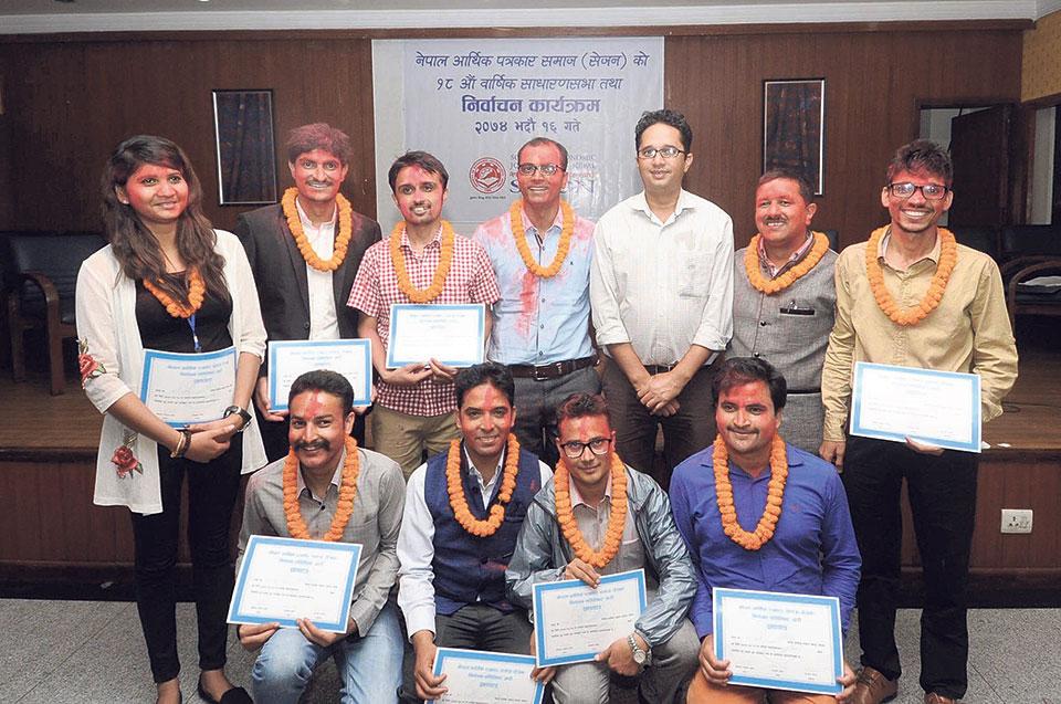 Pushpa Acharya is new SEJON president