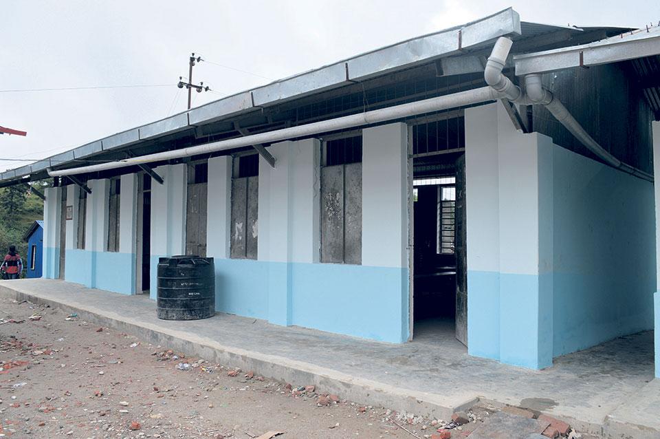 Shree Basuki School gets new buildings