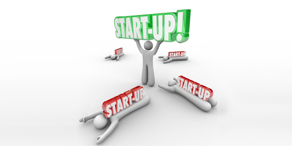 5 Reasons Startups Fail