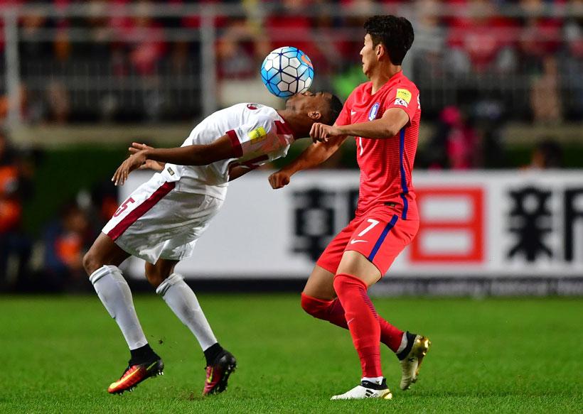 Super Son fires 10-man South Korea past Qatar