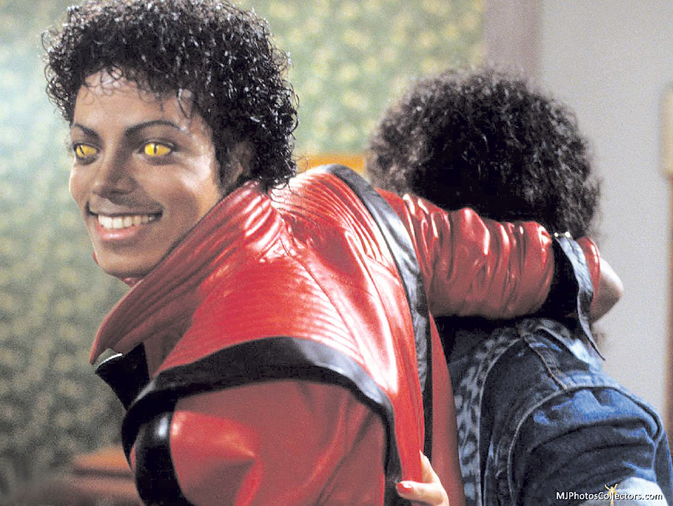 'Thriller' was made because Michael Jackson wanted to be a monster
