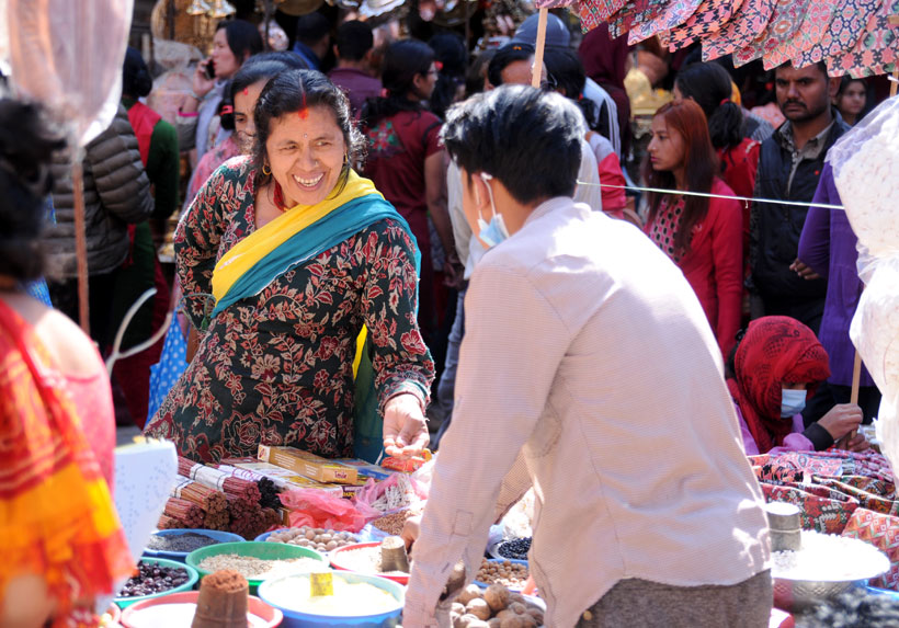 The business side of Tihar