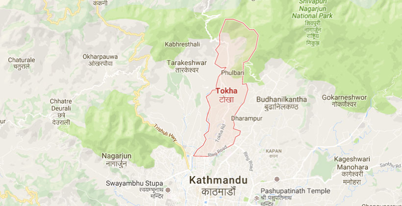Man killed as motorcycle rams into electric pole in Tokha