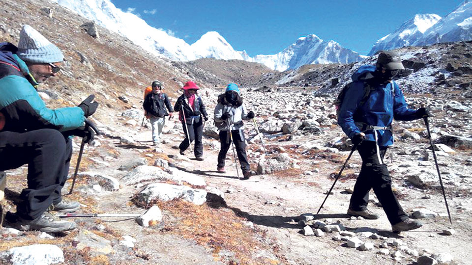 Tourism entrepreneurs flay decision to levy new entrance fee on trekkers