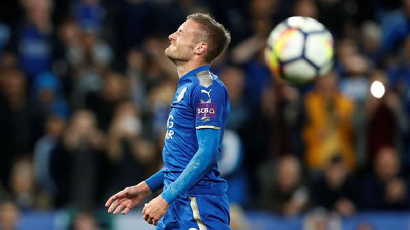 Vardy determined to boost England hopes ahead of World Cup