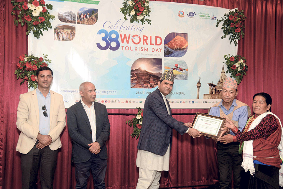World Tourism Day celebrated with gusto