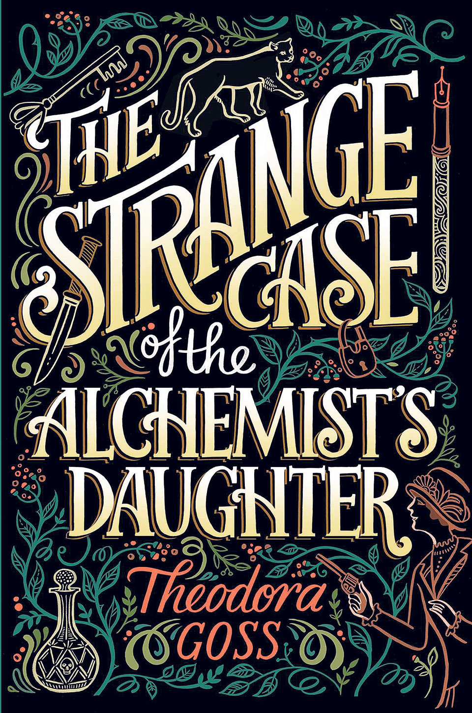 The Strange Case of the Alchemist's Daughter by Theodora Goss Price: Rs 1118